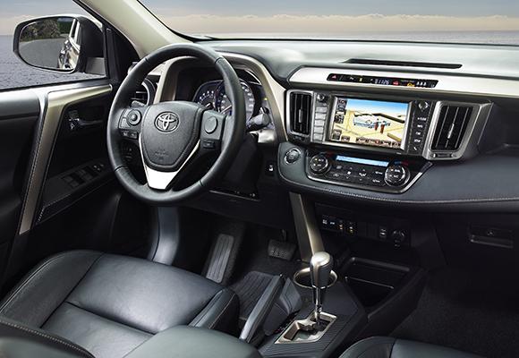 RAV4-interior