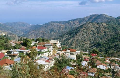 Дороги мира: Кипр