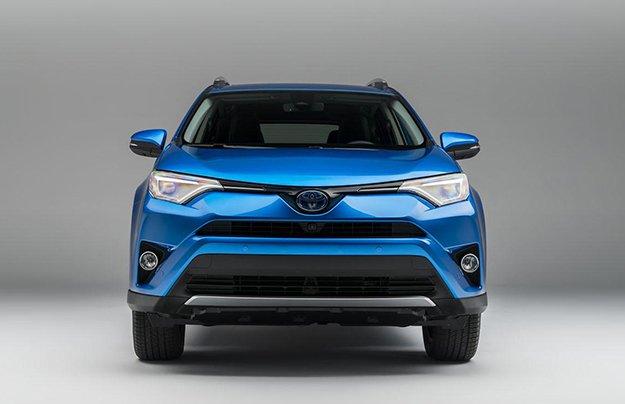Toyota RAV4 IV