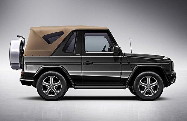 Mercedes-Benz G Cabrio