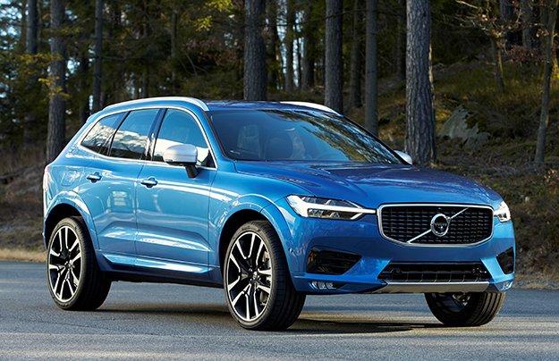 Volvo представила автомобильную колыбель