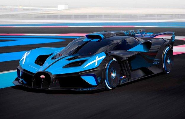 Bugatti презентовала новый гиперкар, он разгоняется свыше 500 км в час: фото и видео
