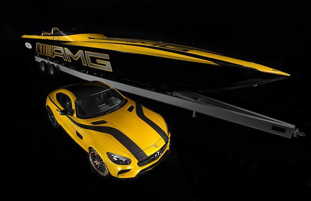 Mercedes-Benz AMG GT