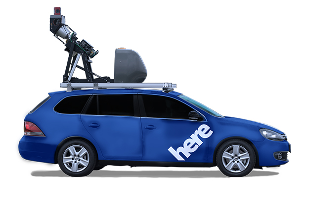 Nokia продала картографический сервис HERE немецким автопроизводителям за2,55млрдевро