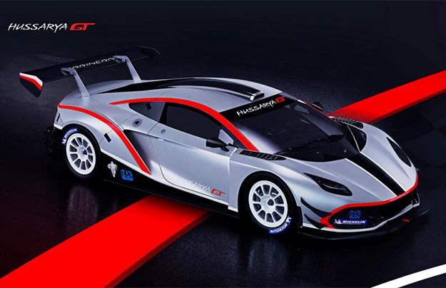Первый польский суперкар стал гоночным