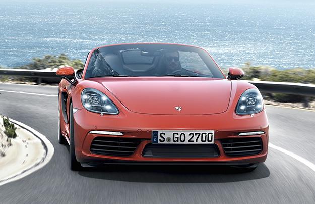 Porsche Boxster