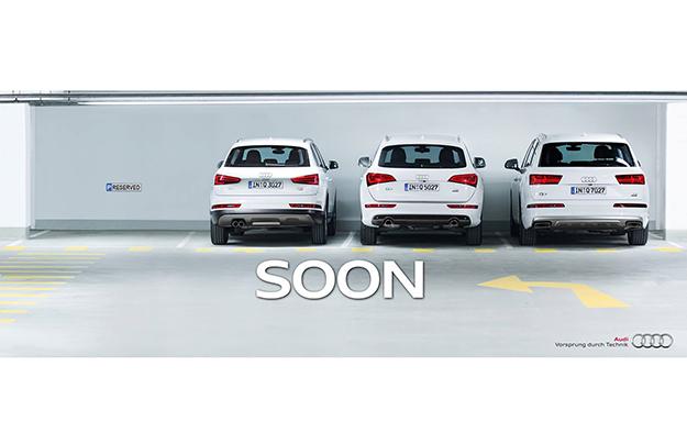 У Audi новый Q
