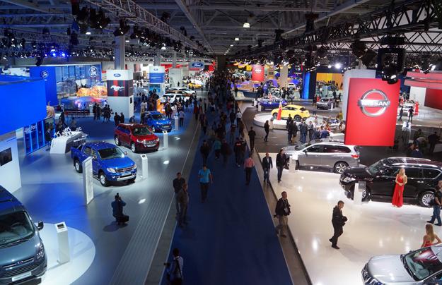 Мировые бренды отказались от участия в Московском автосалоне