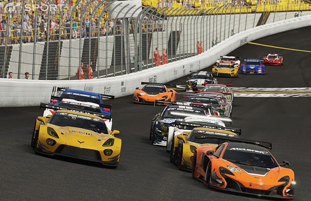 Анонсирована дата релиза гоночного симулятора Gran Turismo Sport