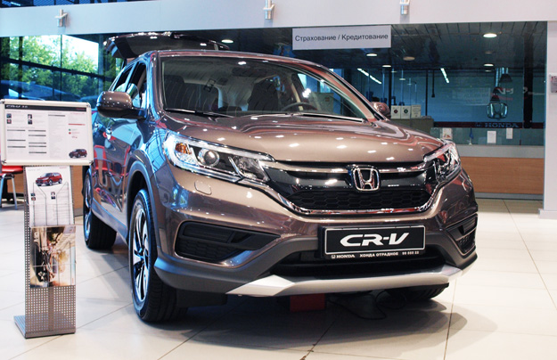 Русский рынок автомобилей «просел» вначале лета