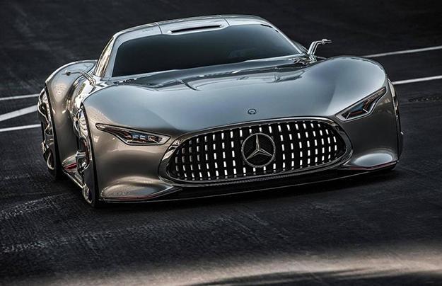Mercedes создаст гиперкар мощностью 1300 сил