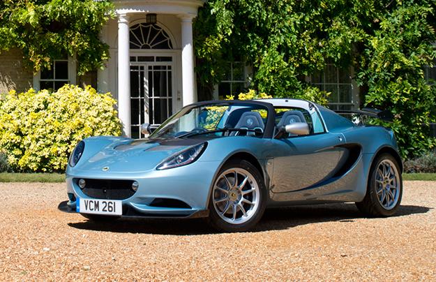 Lotus представил быстрейший родстер