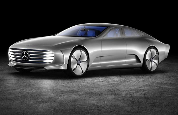 Daimler противопоставит Tesla покрайней мере шесть (максимум девять) навсе 100% электрических авто