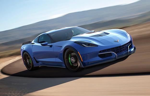 Электрический Chevrolet Corvette оценили в750 тысяч долларов