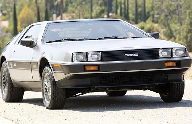 ВСША стартовал приём предварительных заказов налегендарный DeLorean DMC-12