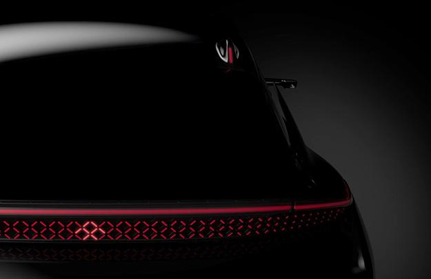 Как будет выглядеть электромобиль Faraday Future