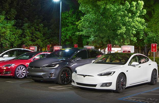 Электромобили Tesla Motors пройдут сертификацию «Эра-Глонасс»