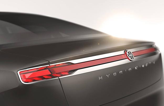 Китайский электромобиль H600 разработает Pininfarina