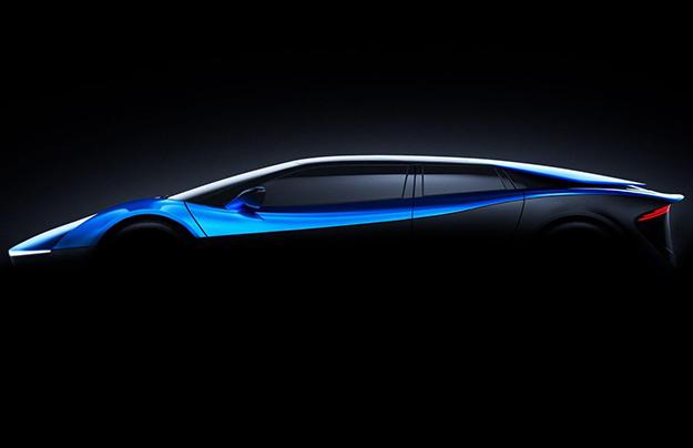 Elextra— 1-ый кандидат натитул «Самый красивый автомобиль Женевы»