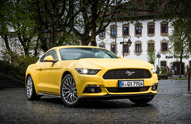 Форд Mustang признан самым продаваемым спорткаром 2016 года