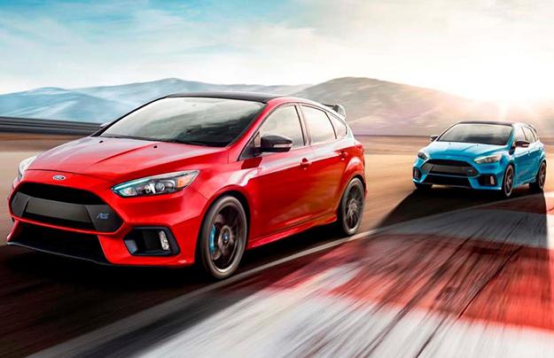 Представлена особенная версия Форд FocusRS Limited-Edition