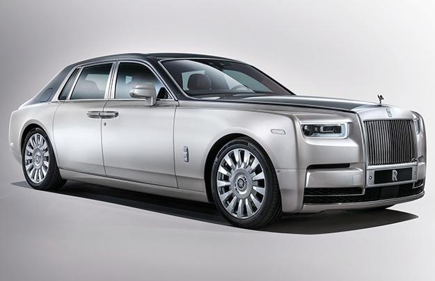 Компания Роллс Ройс выпустила более высокотехнологичную модель авто завсю историю