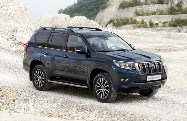 Тойота начала производство улучшенного Land Cruiser Prado— Авто onliner.by