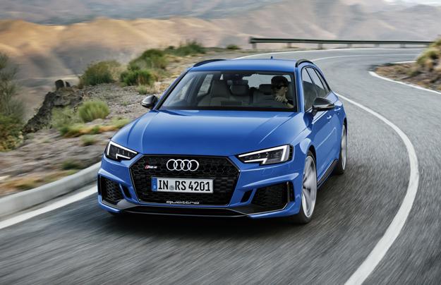 Audi A4 New