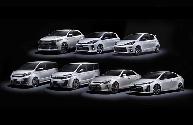 Автомобили Тоёта доступны в новейшей спортсерии