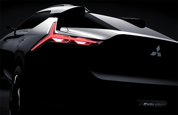 На автомобильном салоне вТокио представят Мицубиси e-Evolution