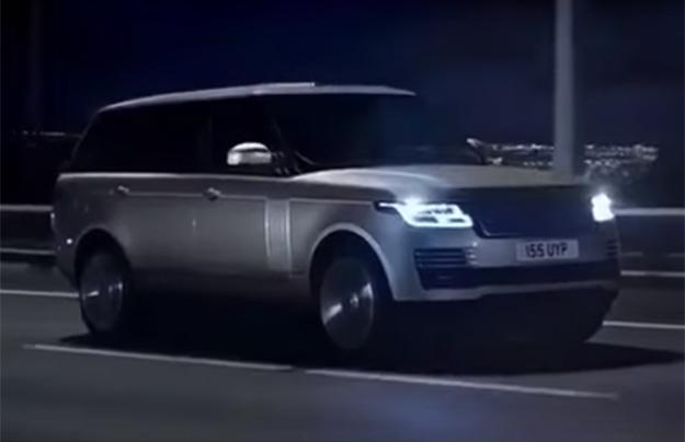 Наобновленные Range Rover иRange Rover Sport назвали русские цены