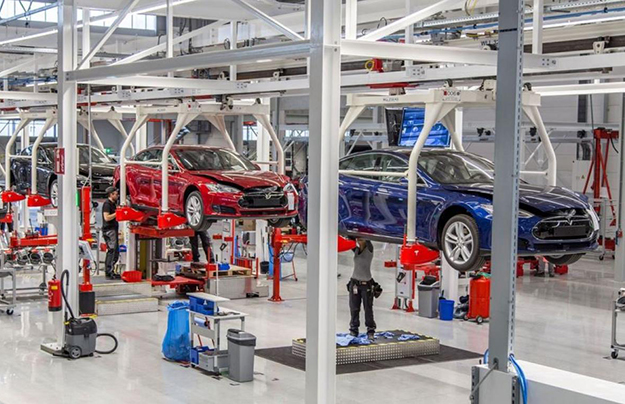 ВНидерландах до2030 откажутся отбензиновых идизельных авто