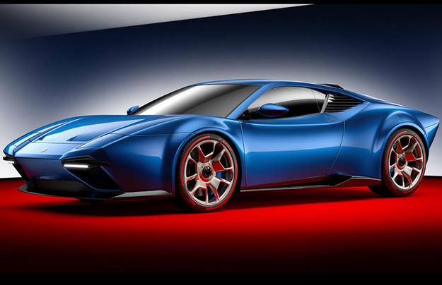 Ares Design анонсировала выпуск нового гиперкара вклассическом стиле