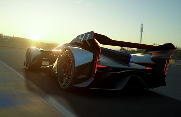 Мак Ларен объявил оначале испытаний на100% электрического автомобиля