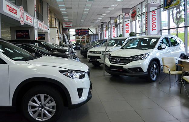 Продажи новых авто в РФ зимой увеличились на31%