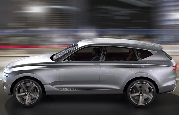 Genesis обещает удивить гостей автомобильного салона вНью-Йорке новым концептом