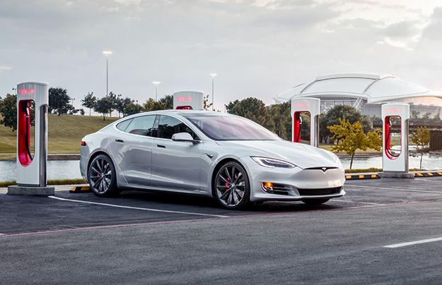 Tesla обошла попродажам вевропейских странах люксовые германские седаны