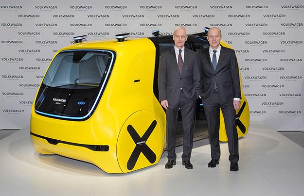 16 заводов VW будут производить электромобили