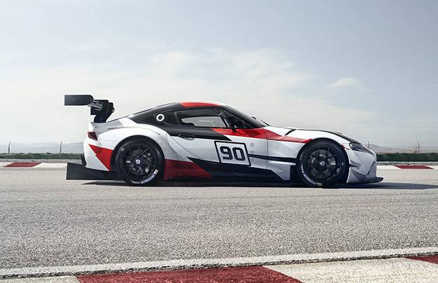 Новая Toyota Supra получит мотор BMW