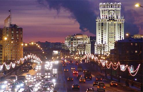В Москве изменят схему дорожного движения.