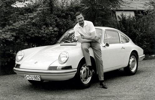 Скончался Фердинанд Порше – дизайнер Porsche 911