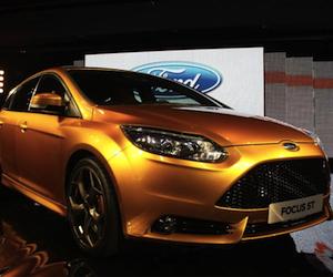 Ford Focus на МААС 2010