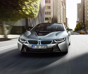 CarTimes.TV: BMW i8