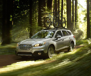 CarTimes.TV: Subaru Outback