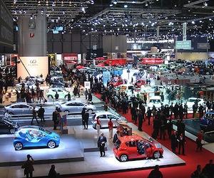 Женева 2011 | обзор CarTimes