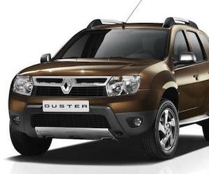 Renault Duster на МААС 2010