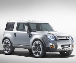 Land Rover | Франкфурт 2011