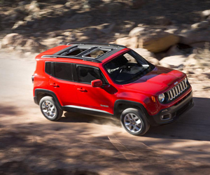 CarTimes.TV: Jeep Renegade