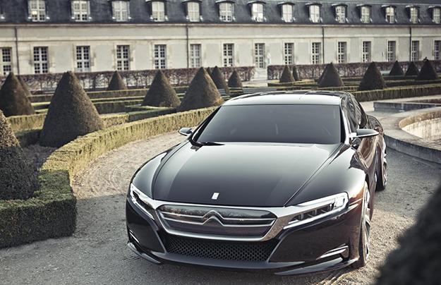 Французы представят большой седан DS8 в 2018 году